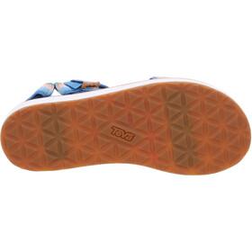 Teva Original Universal Ombre sandaalit Naiset, ceramic blue
